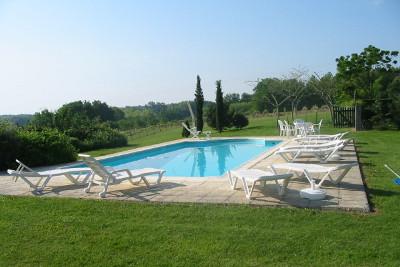 Le Vircoulon piscine-et-parc