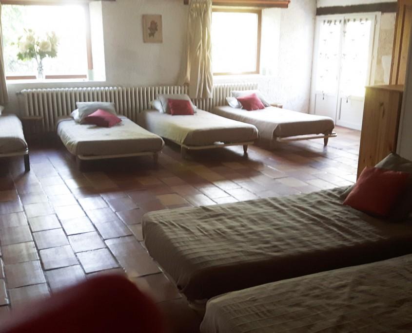 vacances gironde Le Vircoulon dortoir