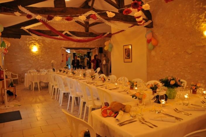 réception mariage la Bastide