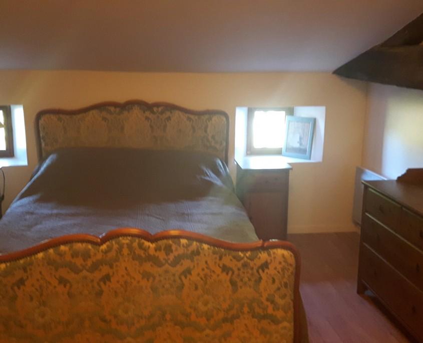 hébergement chambre double Annexe 1er