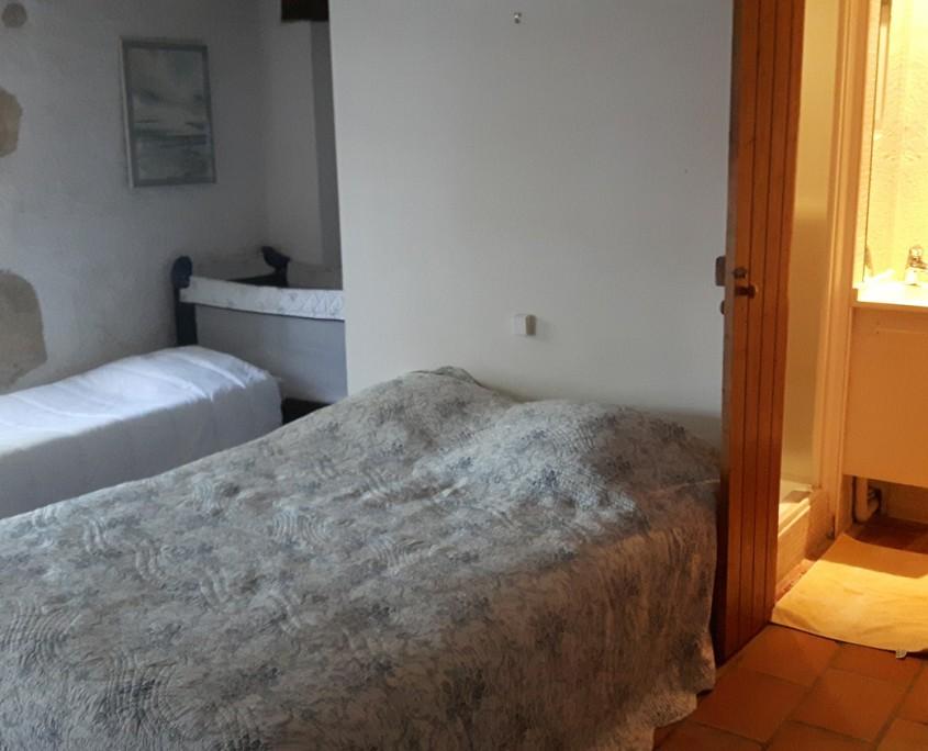 domaine du vircoulon chambre avec sanitaire