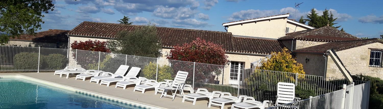 grand gite dordogne piscine et Bastide