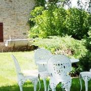 Le Vircoulon Vue jardin
