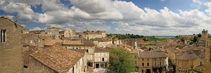 Le vircoulon panorama St Emilion